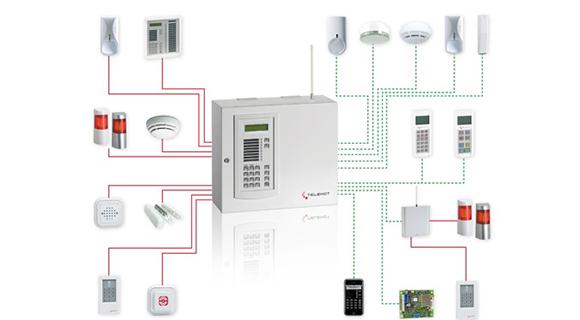 Elektro Seibt Anlagen Alarmanlagen