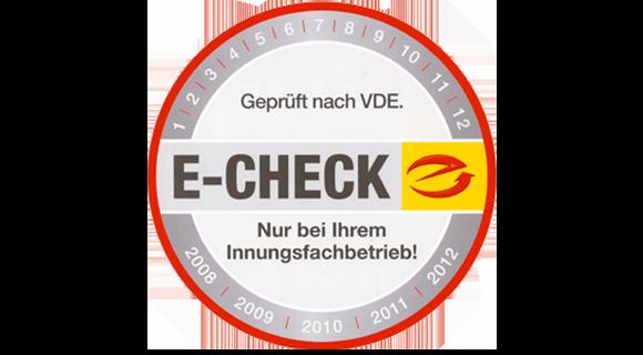 Elektro Seibt Leistungen e-Check